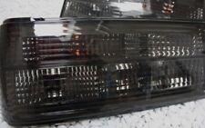 RÜCKLEUCHTEN HECKLEUCHTEN SET BMW E30 3er LIMOUSINE 87-91 SCHWARZ BLACK SMOKE
