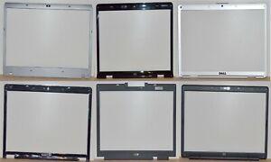 Sony Toshiba HP Compaq Acer Lenovo laptop various make size screen bezel