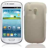 Silikon Schutzhülle Soft Tasche Samsung Galaxy S3 mini VE GT-i8200N Transparent