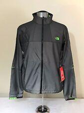 RARE North Face MENS LG Refracta Cycling Jacket PreProduction Sample REFLECTIVE