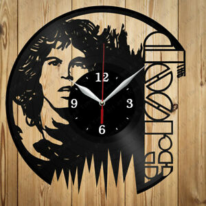 Vinyl Clock The Doors Original Vinyl Clock Art Home Decor Handmade Gift 4402