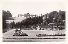 AK, Foto, Wien, Schönbrunn, Neptungrotte u. Gloriette, um 1900 (D)5026-5