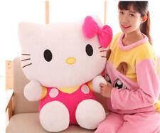 """23.6"""" Giant Big japonais Sanrio Jumbo Hello Kitty peluche jouets en peluche Poupée cadeau"""