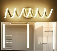 Led Mirror Light Wall Lamp Sconce Bathroom Aluminum Lighting Wall Lights Vanity