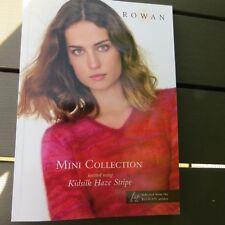 Rowan Mini Collection using Kidsilk Haze Stripe - 6 Designs