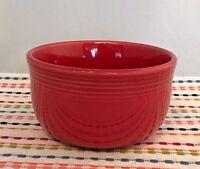 Fiestaware Scarlet Gusto Bowl Fiesta Large 28 oz Red Bowl