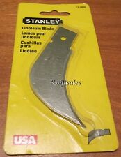 Stanley 11-980 Linoleum Knife Blade - New Sealed - Hard To Find