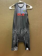 Alé Cycling Triathlon Rush Sleeveless Skinsuit - Men's Medium