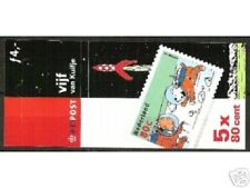 Nederland Postzegelboekje PB 59 Vijf van Kuifje 1999 Postfris