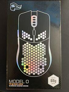 Glorious Model O *Wireless* Gaming Mouse 69 Gram Matte White