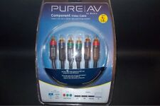 Belkin PureAV™ Component Video Cable 6 ft./1.8m AV21000-06 NEW! UNOPENED!