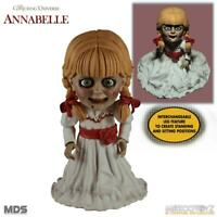 """MEZCO THE CONJURING UNIVERSE MDS ANNABELLE 6"""" FIGURE IN STOCK"""