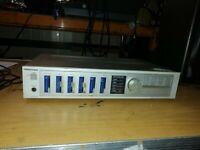 Toshiba SB-M2 amplifier, Hi-fi amp , separate  (366)