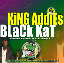 King Addies( Baby Face ) vs Black Kat(Panther)1993 BILTMORE. Both Sounds on CD