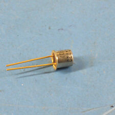1pc Vintage Ancient Siliconix Cl1020 Constant Current Regulator Diode Old Gold