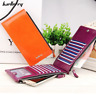 Women Leather Long Clutch Wallet Bifold Credit Card Holder Handbag Purse New