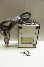 C-P INDUSTRIES AUTOMATIC BATTERY CHARGER MOD# 6V600F -SHL2-#32