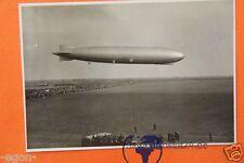 org. großes Foto Zeppelin LZ 127 bei der Landung aber nur wo ?
