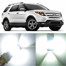 Alla Lighting Brake Tail Light White LED Bulb for 91~10 Ford Explorer Sport Trac