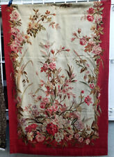 A Superb Antique Aubusson Tapestry Panel