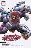 AMAZING SPIDER-MAN #4 2ND PRINT OTTLEY VARIANT MARVEL COMICS