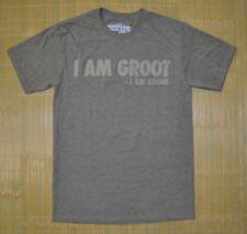 Mens Guardians of the Galaxy T-shirt sz SMALL I AM GROOT Disney Movie Marvel