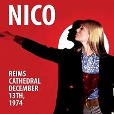 Nico - Reims Cathedral - December 13, 1974 (NEW CD)