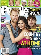 People Country Special magazine Lady Antebellum Jewel Paula Deen party recipes