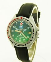 VINTAGE USSR RUSSIAN SOVIET MECHANICAL WATCH VOSTOK WOSTOK KOMANDIRSKIE #97