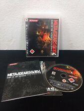 PS3 ★ Metal Gear Solid 4 ★ GER/ESP