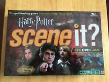 Harry Potter Scene It? The DVD Game, Brand New, Factory Sealed, 2005