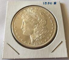 1880S BU Morgan Silver Dollar - Free Shipping