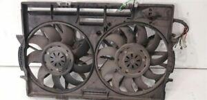 Radiator Fan Motor Assembly Fits 11 12 13 14 Audi A8 D4 OEM