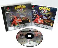 Crash Bandicoot 2 ~ PlayStation PS1 Platinum Game ~ PAL *Very Good Complete*