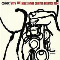 MILES DAVIS QUINTET 'COOKIN (REMASTERED)' CD NEUWARE