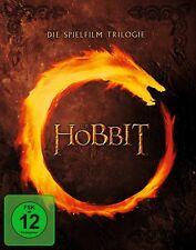 Blu-ray Der Hobbit Box - Komplettbox Die Spielfilm Trilogie/Trilogy Teil 1+2+3