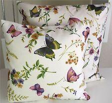 Schmetterling Kissenhüllen Kissenbezüge 40x40 cm/50x50 cm f. Kopf - Sofakissen