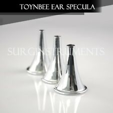 TOYNBEE Ear Specula (Speculum) set of 3