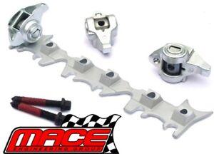 1.9 HIGH RATIO ROLLER ROCKER KIT FOR HOLDEN ECOTEC L36 L67 SUPERCHARGED 3.8L V6