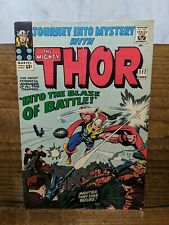 JOURNEY INTO MYSTERY 117,118 (1965) Lee Kirby THOR Loki 1st Destroyer KEY
