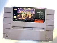 Raiden Trad SUPER NINTENDO SNES GAME Tested + Working & Authentic!