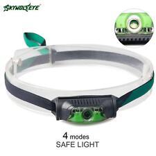 3500 Lumens CREE Q5 LED 4 Modes Bicycle HeadLamp Bike Light Cycling Headlight WT