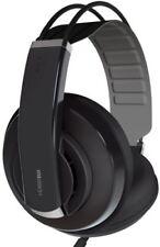 Superlux Studio Headphones HD681EVO Professional DJ Recording Black Colour