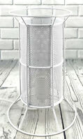 RETRO STYLE MESH WIRE CAGE DESK BEDROOM TABLE LAMP LIVING ROOM BEDSIDE MODERN