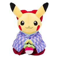 Pokemon Center Original Limited Plush Doll Hakama Pikachu JAPAN OFFICIAL IMPORT
