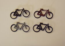 P&D Marsh OO Gauge Z9 Bikes (4) painted & finished