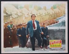 HOW GREEN WAS MY VALLEY WALTER PIDGEON R'46 LOBBY CARD 3