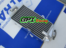 aluminum radiator FOR Yamaha YZ85 YZ 85 2002-2016 2010 2009 2008 2007 2006