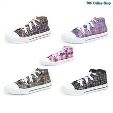 Children Trainers (55A) Trainers Low Shoes Canvas Shoes Canvas New