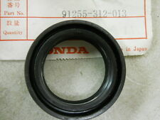 Honda NOS CB350, CL350, CL360, SL350, TL250, Oil Seal, # 91255-312-013    d1